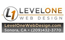 Level One Web Design - Sonora Ca Web Developers