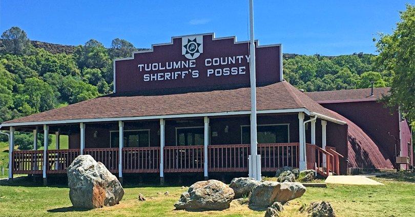 Tuolumne County Sheriff's Posse Building