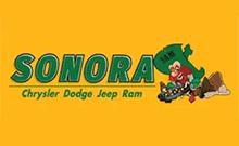 Sonora Crysler Dodge Jeep Ram